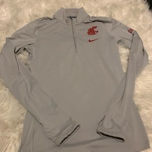 Washington State Nike 1/2 zip❤️